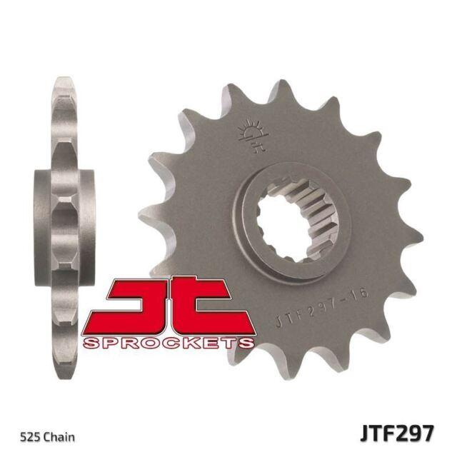 piñón delantero JTF297.15 para Honda CB-1 (CB400 F,FK) 1991 onwards