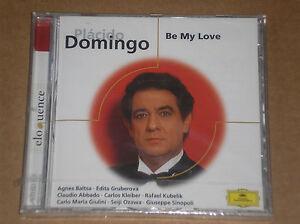 PLACIDO-DOMINGO-BE-MY-LOVE-CD-SIGILLATO-SEALED
