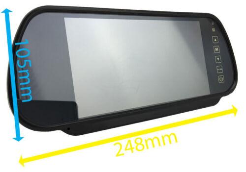 Fácil ajuste de alta resolución de un Kit de Cámara De Marcha Atrás Sprinter van techo CCD Cámara PM37W