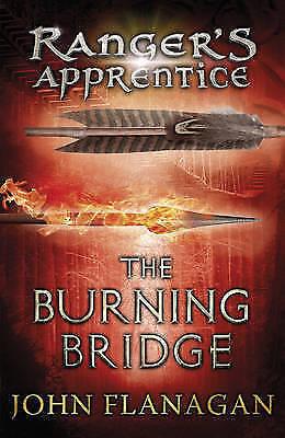 1 of 1 - FLANAGAN,JOHN-RANGER`S APPRENTICE 2: BURNING B  BOOK NEW
