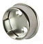 Wardrobe-Rail-Rod-End-Supports-Brackets-Sockets-Round-25mm-Chrome-Plated-Finish thumbnail 8