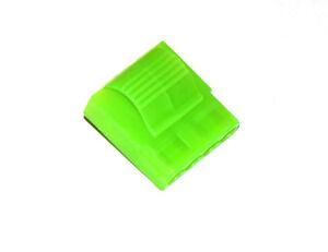 Netzteil/Lüfter 4-Pin Molex, Buchse, UV-aktiv grün