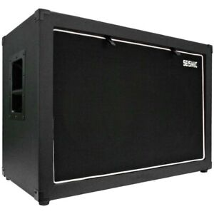 Seismic-Audio-12-034-GUITAR-SPEAKER-CABINET-EMPTY-2x12-Cab-NEW-212-Tolex