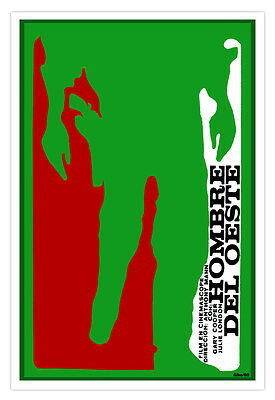 "Movie Poster 4 American film/""WESTERN Cowboy/""Gunslinger.Home room interior Decor"