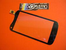 VETRO + TOUCH SCREEN per ACER LIQUID E2 V370 LCD DISPLAY VETRINO NERO RICAMBIO
