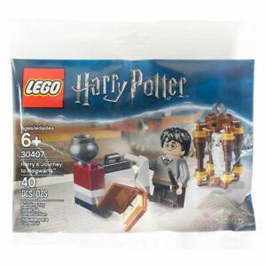 Lego Harry Potter /'Harry/'s Journey to Hogwarts/' 30407 Polybag BNIP