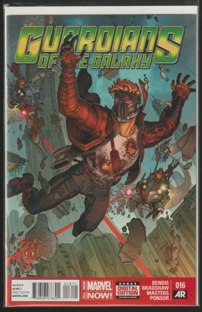MARVEL COMICS NM VARIANT EDITION GUARDIANS OF THE GALAXY #2