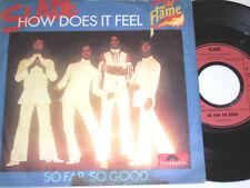 """7"""" - Slade - How does it feel & So far so good - 1974 # 4567"""
