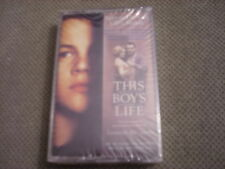 SEALED RARE OOP This Boy's Life CASSETTE TAPE soundtrack Leonardo DiCaprio 1993