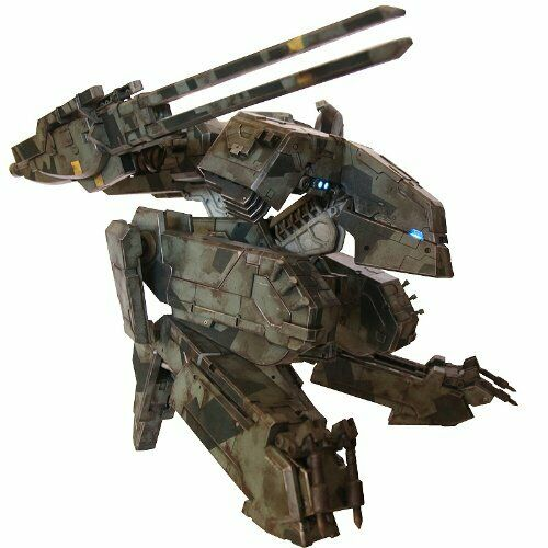Metal Gear Solid mg Rex Metal Gear Solid mg Rex Figura threeA 1 48 Modelo enorme