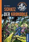 Schatz der Krokodile / Unsichtbar und trotzdem da! Bd. 6 von Boris Pfeiffer (2012, Gebundene Ausgabe)