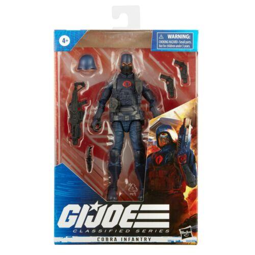 * pré-commande Hasbro G.I joe classées Série Series COBRA INFANTRY 3//4//21