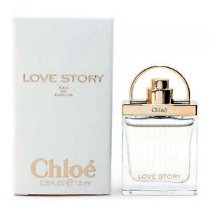 Chloe Love Story 025 Oz 75 Ml Eau De Parfum Miniature