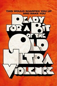 clockwork orange ultra violence