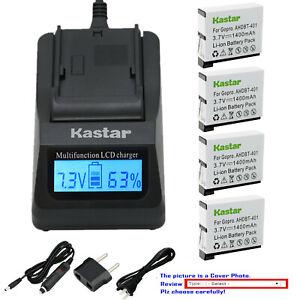 Kastar-Battery-Charger-for-GoPro-HERO4-GoPro-AHDBT-401-AHBBP-401-Sport-Cameras