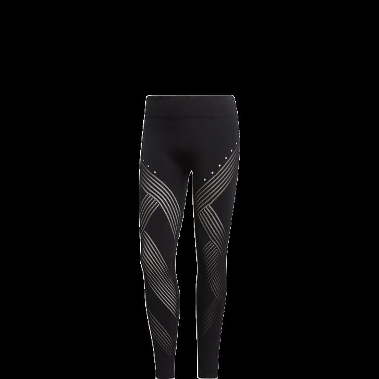 Adidas urdimbre de punto 7 8 Mallas Pantalones  para Mujer Negro Compresión 2019-DU0577  para proporcionarle una compra en línea agradable