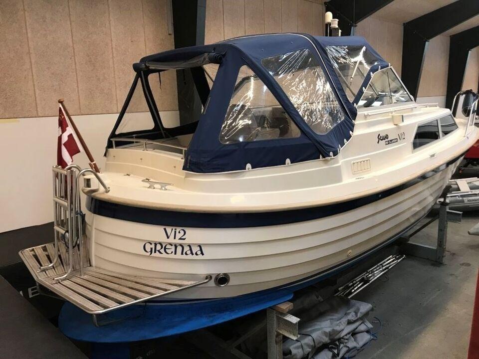 Scand 25 Classic, Motorbåd, årg. 1997