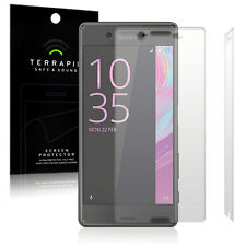 Sony Xperia X Genuine High Definition Crystal HD Film 2 x Screen Protectors New