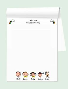 034-FAMILY-FACES-034-PERSONALIZED-NOTEPAD