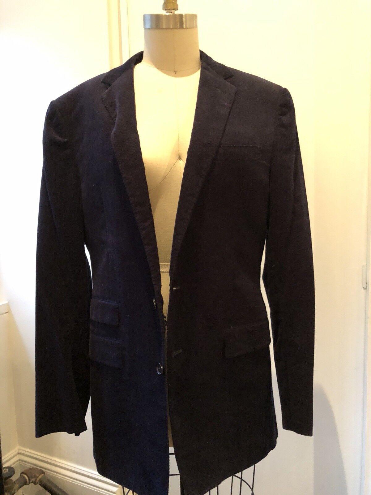 Ralph Lauren Purple Label Men's Corduroy Blazer