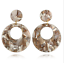 Acrylic-Geometric-Earrings-Statement-Charm-Dangle-Vintage-Punk-Earrings-For-Girl thumbnail 49
