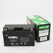Lucas MB12V7BB VRLA Sealed Motorcycle Battery