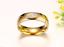 Coppia-Fedi-Fede-Fedine-Anello-Anelli-Oro-Fidanzamento-Nuziali-Cristallo-Acciaio miniatura 7