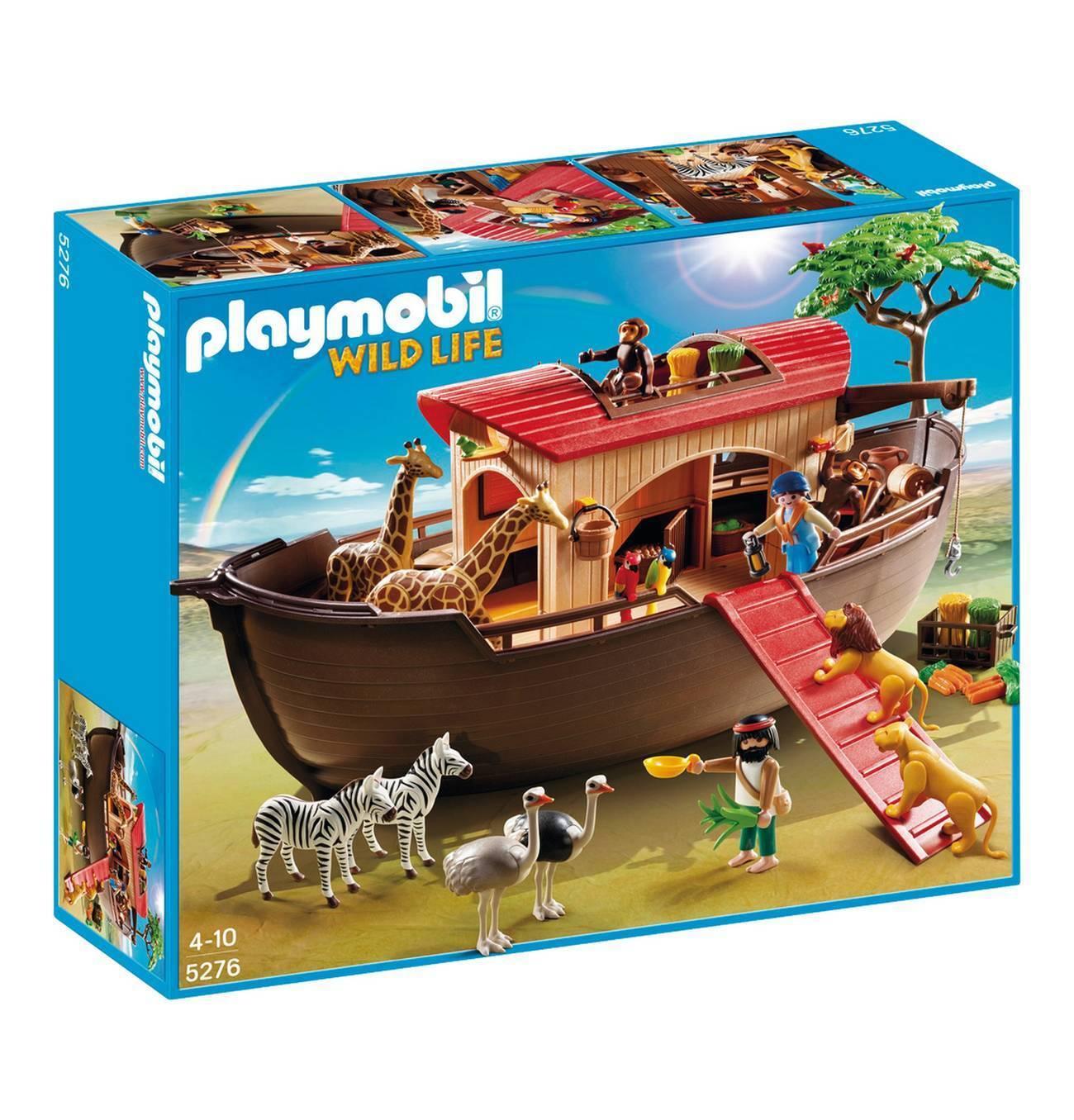PLAYMOBIL® Wild Life Große Arche der Tiere 5276  | Deutschland