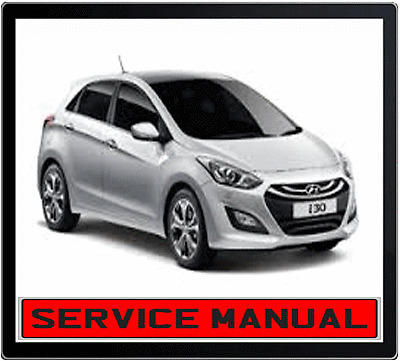 hyundai i30 repair manual pdf
