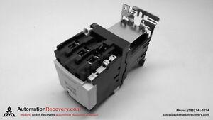 SCHNEIDER ELECTRIC LC1D50 *DC* 3POLE 50AMPS AC-3(80AMP AC-1) CONTACTOR #115778