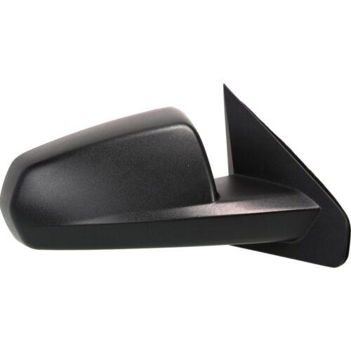 for 2008 2014 Dodge Avenger RH Right Passenger Mirror Power Non-Foldable Texture