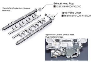 TODA Heavy Duty Oil Pump For CIVIC CR-X INTEGRA B16A B16B B18C 15131-B16-001