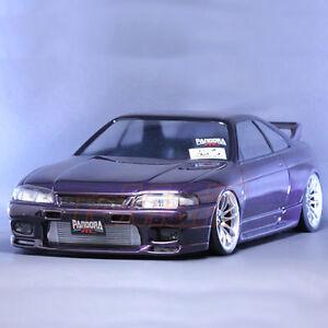 Pandora Rc Cars Nissan Skyline Gt R Drift Clear