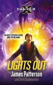 JAMES-PATTERSON-DANIEL-X-LIGHTS-OUT-BRAND-NEW-FREEPOST-UK