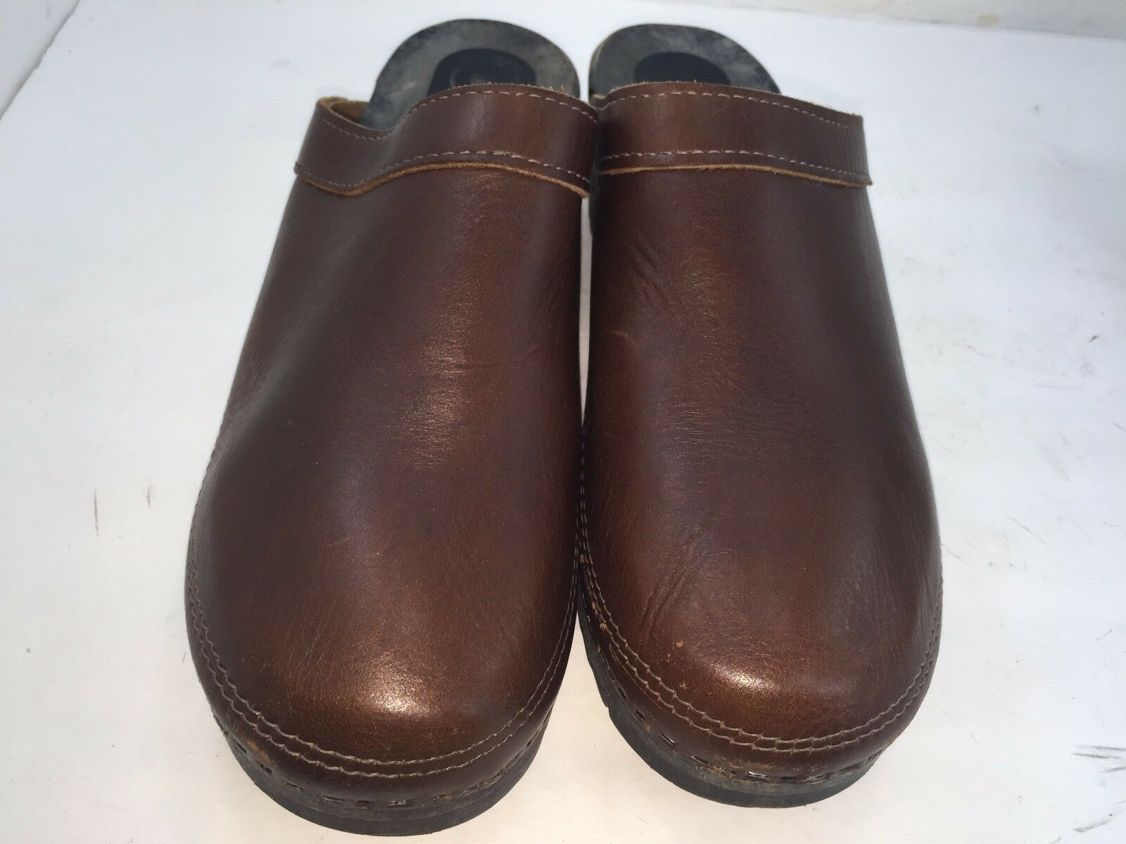 DANISH TRADITION SIZE GREAT 45 USA 11-11.5 IN GREAT SIZE CONDITION BROWNS 8d960f