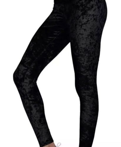 per in Leggings tritato Secret yoga Nuovo Victoria's rosa lo velluto 6R5wxa