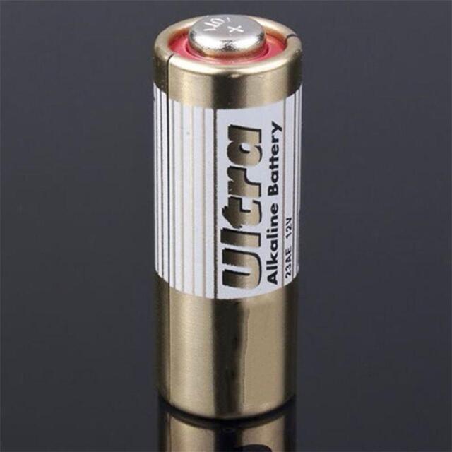 5Pcs GP 23AE GP 23A MN21 A23 V23GA VR22 Alkaline Battery Batteries 12V 23A GA