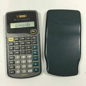 Texas-Instruments-TI-30Xa-Scientific-Calculator