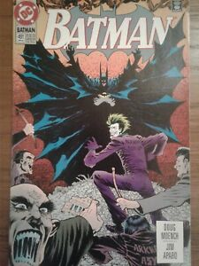 DC-COMICS-BATMAN-LATE-80S-AND-EARLY-90S-VARIOUS-ISSUES