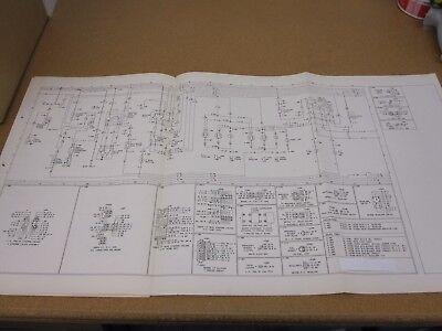 ORIGINAL 1974 Ford LTD Galaxie wiring diagram SHEET schematics service  manual | eBayeBay