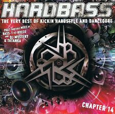 HARDBASS - Chapter 14 - 2 CD NEU Hard Bass Megastylez Punk Freakz Showtek