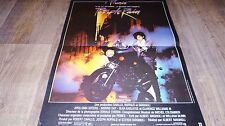 prince PURPLE RAIN !  affiche cinema