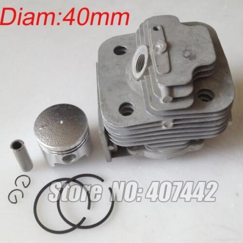 1x CG430 40F-5 engine brush cutter cylinder piston KITS 40MM 43cc cylinder…