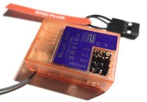 BlueMX-DSM2-Ground-Receiver-2-4Ghz-Spektrum-3-channel-DX3-DX2-SR3100