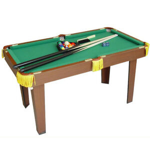 Superior Image Is Loading Kids Children Wooden Billiards Snooker Pool Table Game