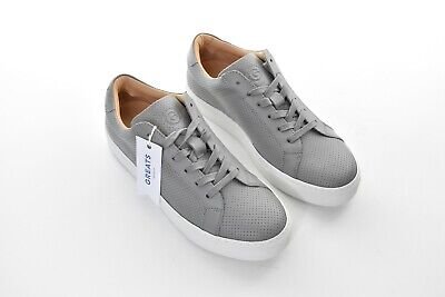 Greats The Royale Ash Perforated Womens