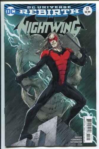 DC COMICS//2017 NIGHTWING #17 REBIRTH IVAN REIS VARIANT COVER