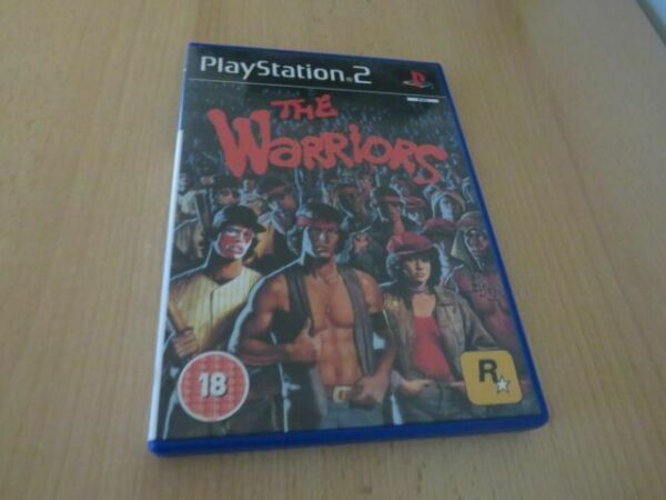 The Warriors Ps2 Game Complete With Manual for sale online ...