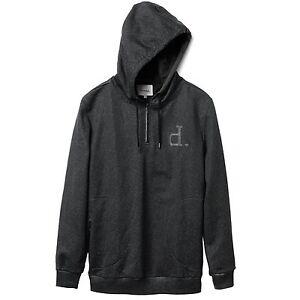 Diamond Supply Co Tonal Un Polo Sweatshirt Black