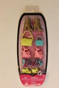BARBIE-Schuhe-amp-Accessoires